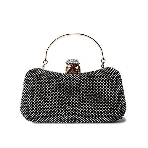 Aimeiya Fashion Rhinestone High-grade Dinner Bag Hand Bag Dress Satchel Amy00343