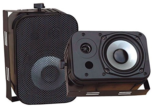 Pyle PDWR40B 5 25 Inch Waterproof Speakers