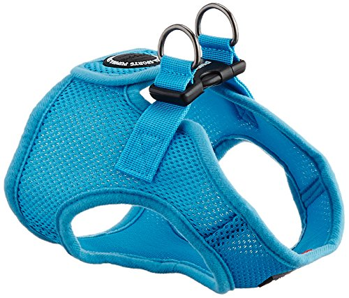 harness soft b vest