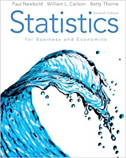 Statistics for Business and Economics: Amazon co uk: Paul