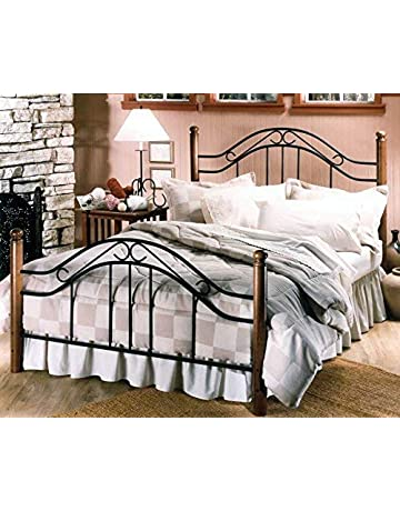 2feaaaef5fc Hillsdale Furniture Winsloh Bed Set with Rails