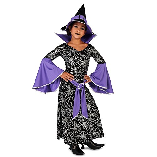 Evil Witch Costumes (Enchanting Witch Child Costume S (4-6))
