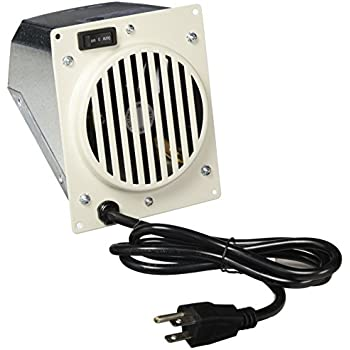 Procom Heating Inc Tv209325 Wall Heater Blower White