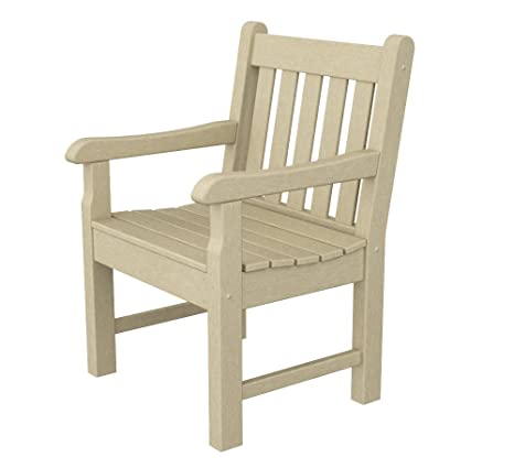 Amazon.com: Rockford Arm Chair, talla única , Arena: Jardín ...