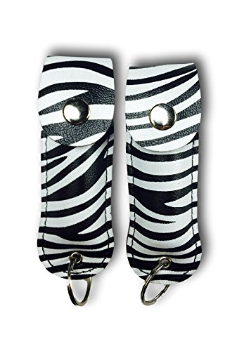 Dye Zebra - POLICE MAGNUM O C Pepper Spray with UV Dye and Twist Top (Pack of 2), Zebra, 0.5-Ounce
