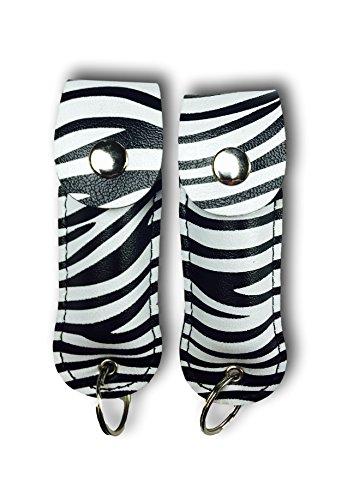 Zebra Dye - POLICE MAGNUM O C Pepper Spray with UV Dye and Twist Top (Pack of 2), Zebra, 0.5-Ounce