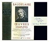 img - for Oeuvres completes ... Texte etabli et annot  par Y.-G. Le Dantec. Edition revisee, completee et presentee par Claude Pichois book / textbook / text book