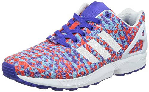 Multicolor Night Flux adidas Collo Senakers S15 Basso a Unisex ZX Weave White Flash Core Black Ftwr zSqHq4w8x