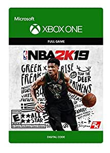 Amazon.com: NBA 2K19 - Xbox One [Digital Code]: Video Games