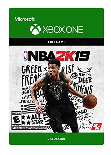 NBA 2K19 - Xbox One [Digital Code] for sale  Delivered anywhere in USA