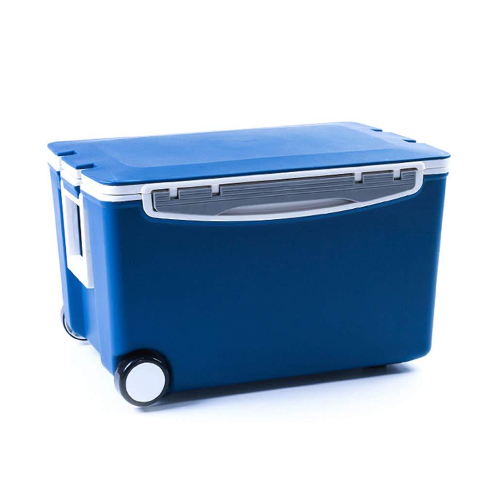 MLXBWH Isolierungskasten, Kühlschrank-Nahrungsmittelmitnehmer des Hauses Im Freien Tragbarer Kasten