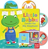 Little Bubba Looks for His Elephant, Nosy Crow, 076367401X