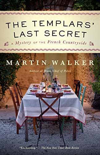 The Templars' Last Secret: A Bruno, Chief of Police novel (Bruno, Chief of Police Series Book 12)