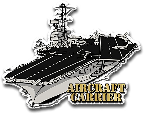 AIRCRAFT CARRIER Military Magnet