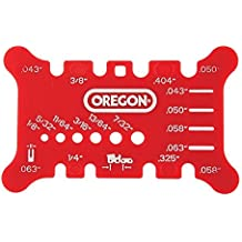 Oregon CHAINSAW MEASURING TOOL BAR AND CHAIN 556418