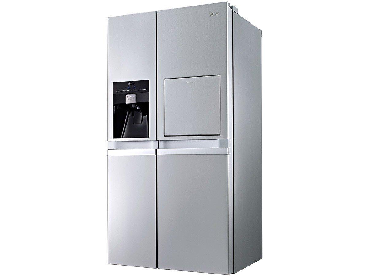 Side By Side Kühlschrank Mit Barfach : A gsp pvqv kühl gefrier kombination kühlschrank side by side