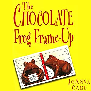 The Chocolate Frog Frame-Up Audiobook