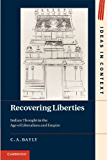 Recovering Liberties (Ideas in Context)