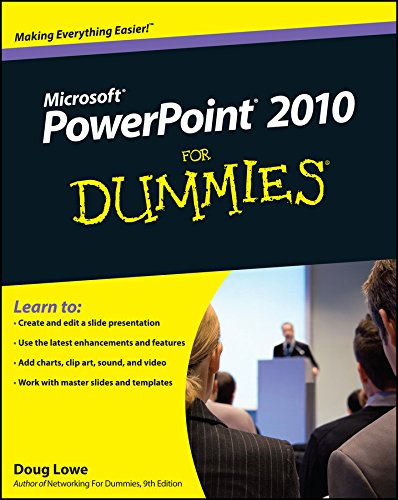 Download PowerPoint 2010 For Dummies Pdf