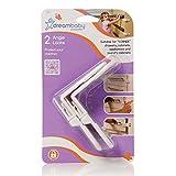 Dreambaby Angle Lock 2 Pack