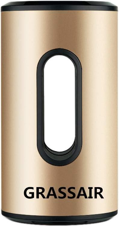 GRASSAIR Ionizador Portable O3 Desinfecta Ozono Generador ...