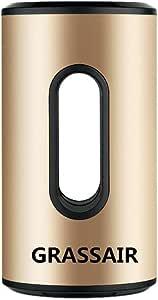 GRASSAIR Ionizador Portable O3 Desinfecta Ozono Generador Esterilizador Aire Fresco Purificador De Litio Batería ...
