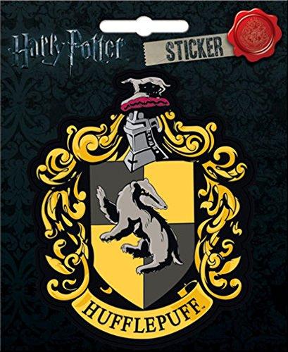Ata-Boy Harry Potter Hufflepuff Crest 4