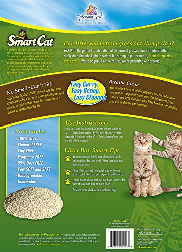 SmartCat-All-Natural-Clumping-Litter-20-Pound