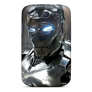 Case Cover Protector For Galaxy S3 Iron Man Case