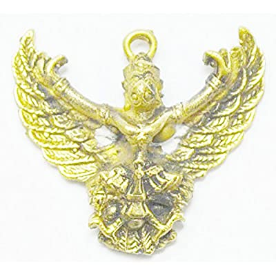 Amazing Gift Garuda Amulets Thai Garuda Magic Eagle Bird Amulet Life Protection Hot Pendant Thailand Nice Gift