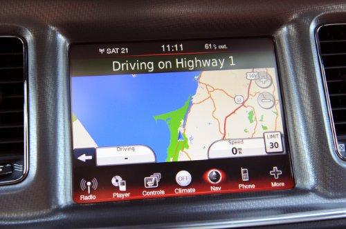 2014 dodge journey navigation - 3