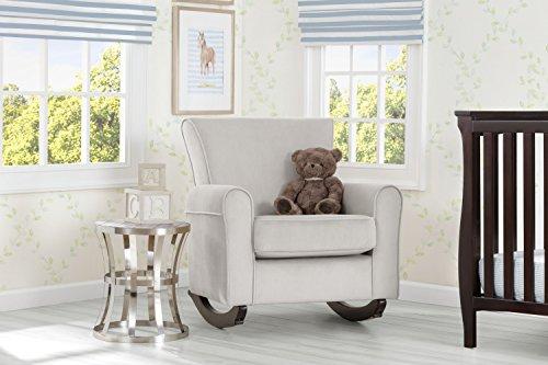 Delta Children Chair Smart Fabric, Linen