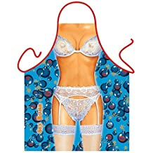 """Sex Bomb"" - Sexy Kitchen Apron - 100% Polyester"