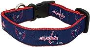 NHL Unisex NHL Washington Capitals Dog Collar