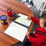 Jumbo Crayons for Toddlers, Non Toxic Crayons, Easy to Hold Toddler Large Crayons ,Safe for Kids and Children Flower Monaco