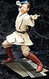 Kotobukiya – Star Wars statuette PVC 1/7 ARTFX Obi-Wan Kenobi Ep. III 30 cm thumbnail