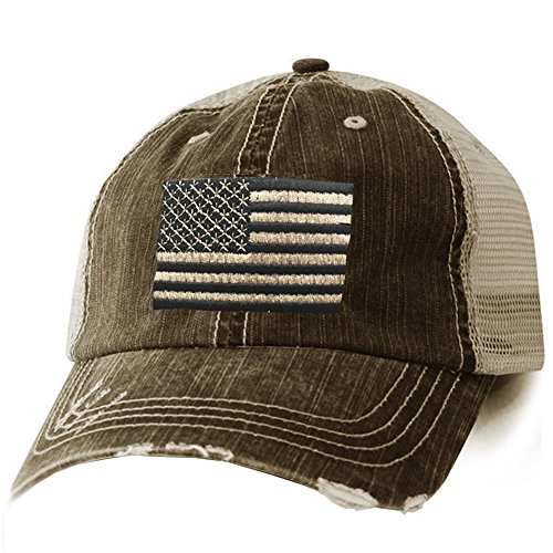 40bca8a960c6f We Analyzed 4,993 Reviews To Find THE BEST American Flag Hats For Men