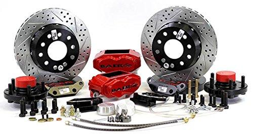 Baer 4301432R Complete Front Brake System