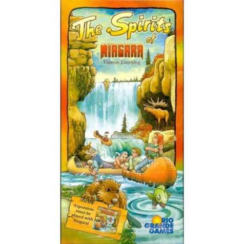 niagara board game - 3
