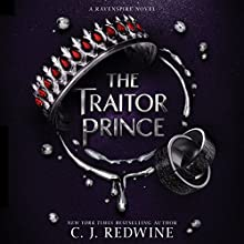 The Traitor Prince Audiobook by C. J. Redwine Narrated by Christian Barillas