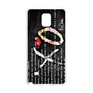 The Weeknd XO Samsung Galaxy Note 4 Cell Phone Case White 8You255872