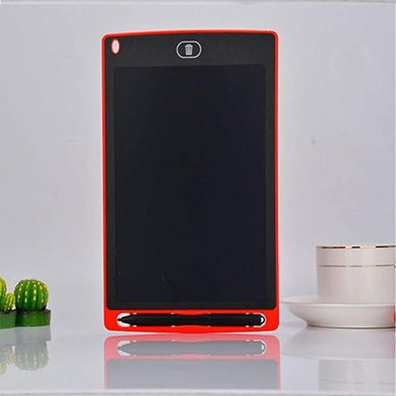 LCDライティングタブレットキッズ描画タブレット手書きボードパッド液晶手書きボード子供落書き描画ボード(ピンク10インチ)