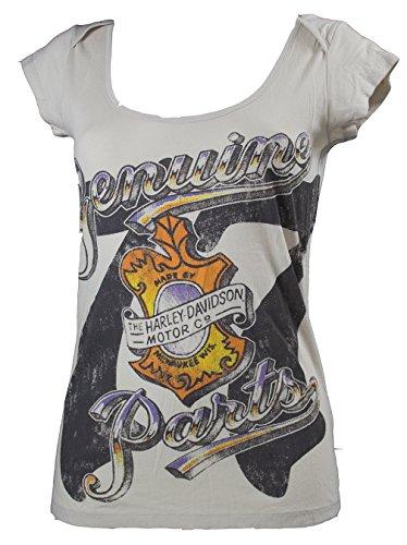 Harley-Davidson Original Shirt Limited Edition Trunk (A247) M Beige