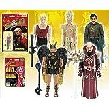 "Flash Gordon 3-3/4"" Limited Edition Action Figures (Set of 5)"