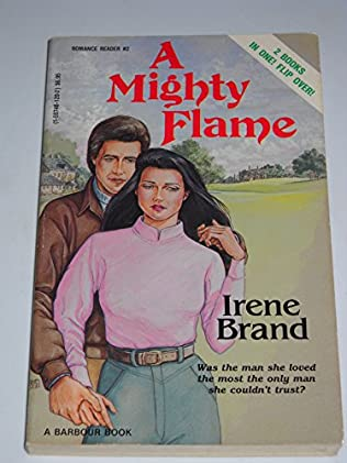 book cover of Mighty Flame / Change of Heart