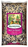 Morning Song 11988 Nut and Fruit Wild Bird Food, 15-Pound