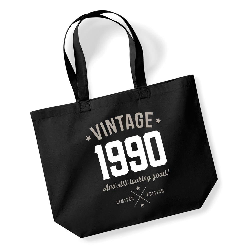 30th Birthday Funny Vintage 1989 Tote Bag