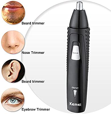 Precisión para Nariz afeitadora para nariz 3-in-1 Talla Peli para ...