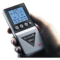 TESMED - Elettrostimolatore muscolare professionale con 20 elettrodi