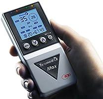 electroestimulador Tesmed MAX 830 - más de 200 tratamientos - todas las disciplinas deportivas, alternaciones estéticas a todos los niveles, masajes bienestar - patente Waims System ondas secuenciales